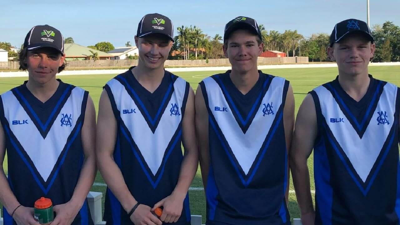 OCC Juniors Selected in Australian U17 Squad
